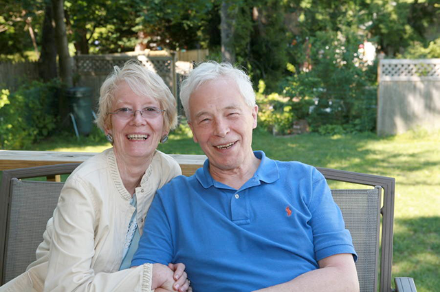 andrew and greta wright