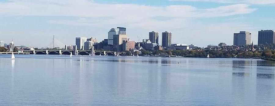 Greater Boston & Charles River